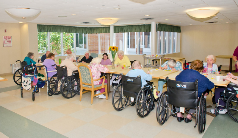 Gallery Affinity Skilled Living - Infinity nursing homes